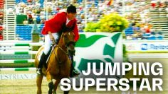 Ratina Z – a true Jumping Legend with a Heart of Gold | Horses of History | FEI ICONS